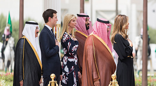Saudi Crown Prince Boasted That Jared Kushner Was «In His Pocket»