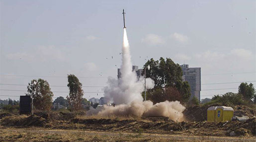 Gaza: Hamas Holds Large Military Drill