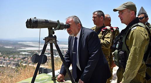 Lieberman: We're Not Prepared for Next War with Hezbollah