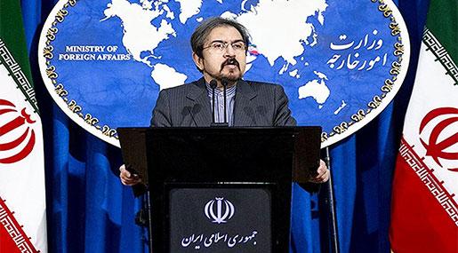 Iran's Qassemi: UK Responsible for War Crimes in Yemen