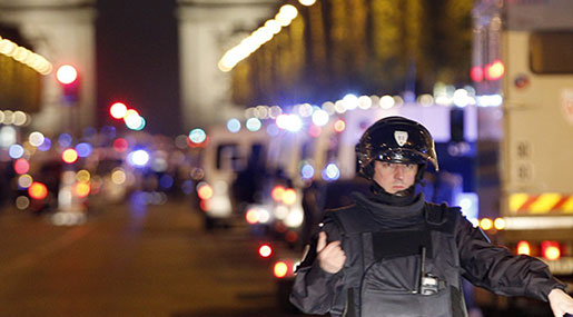 France: About 11k Individuals on List of Potential Terror Suspects