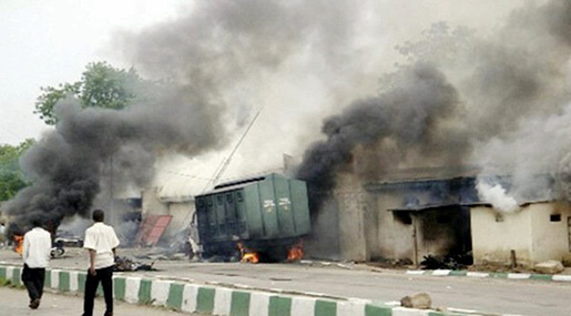 Boko Haram Attacks Community On Newly Reopened Maiduguri-Bama Road