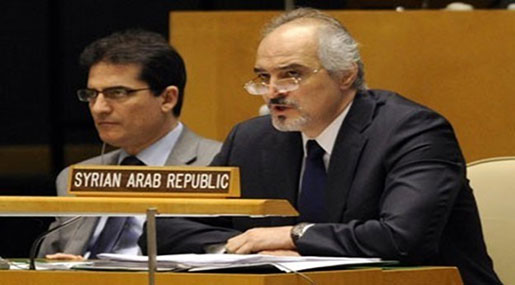 Syria's UN Envoy: Determined to Liberate All Syrian Territories Including Occupied Golan, Afrin
