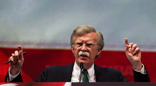 'Israel's' Inside Man: How John Bolton Sabotaged US Foreign Policy in 'Israel's' Favor