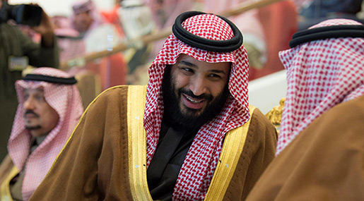 MBS Warns of Possible War With Iran
