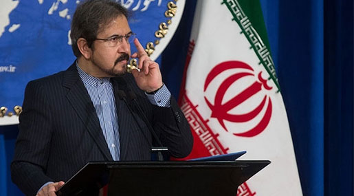 Iran's Qassemi Tells 'Novice' MBS: Don't Dice with Death, You Know Nothing of War, History