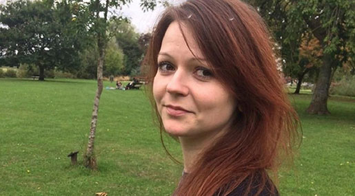 Skripal Case: London Considering Requests for Consular Access to Ex-Spy's Daughter