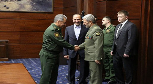 Iran to Keep up Anti-Terror Russia Ties until Terrorists are Eliminated