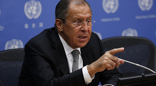 Lavrov: Moscow Concerned by US Policy on Lowering Nuclear Weapons' Use Threshold