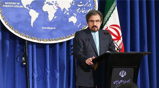 Iran's Qassemi: MBS' Ambitions a Chronic Disease