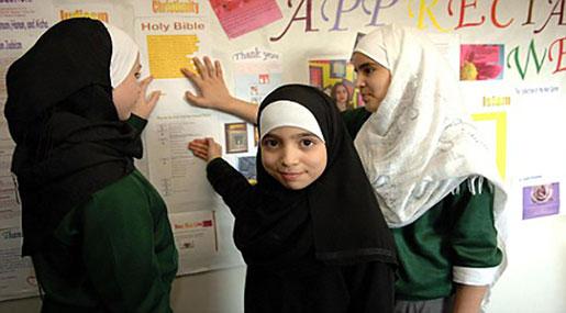 German Islamophobia: Teachers Back Headscarf Ban For Girls