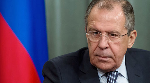 Lavrov: Russia Hopes Turkey Returns Syria's Afrin under Gov't Control