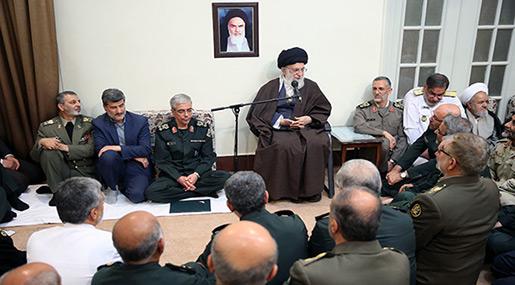 Imam Khamenei: Enemies Threatened By Iran's Rising Power