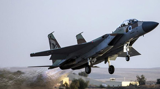 Russian MoD: Two «Israeli» Warplanes Attacked Syrian Airbase