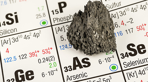 Toxic Levels of Arsenic in Amazon Basin Well Water