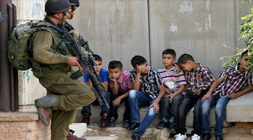 «Israel» Has Killed a Palestinian Child Every Three Days for 18 Years