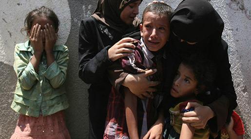 UNICEF Concerned Over Violence Against Children in Gaza