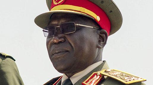 South Sudan's Former Army Chief Denies Receiving $5m To Kill Riek Machar