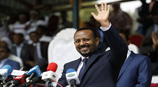 Ethiopia PM Seeks Change, Asks Protesters for Patience
