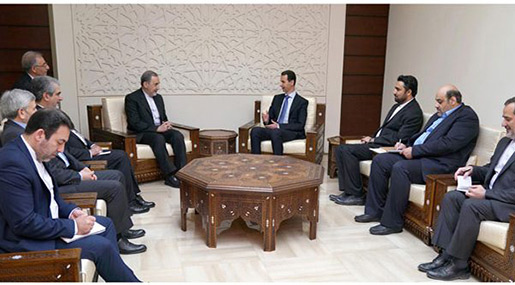 Velayati: Main Objective of Syria Attack Is to Destroy It as Key Link in Resistance Axis
