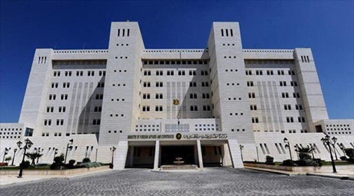 Syria Foreign Ministry: Chemical Weapons Claims Are Unsubstantiated Flimsy Argument