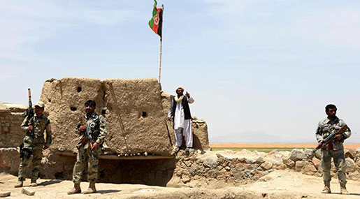 Afghanistan: Taliban Attack Security Post, Kill 9
