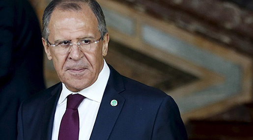 Lavrov: Syria Chemical Attack «Staged» With Help of Foreign Secret Service