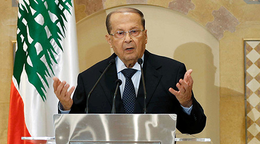 Lebanese President Cancels Qatar Visit, Returns to Beirut