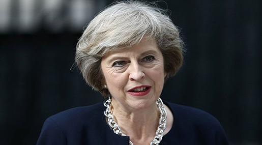 UK PM to Face Critical Parliament After Tripartite Syria Strike