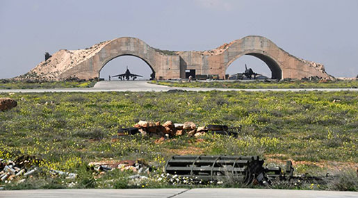 Syria Says False Alarm Set off Air Defense Overnight