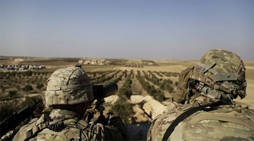 WSJ: US Seeks Arab Force Replacing its Troops and Funding for Syria