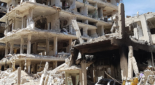 The Search for Truth in the Rubble of Douma