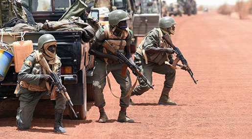 Mali: Soldier Killed, 5 Wounded in MINUSMA Attack
