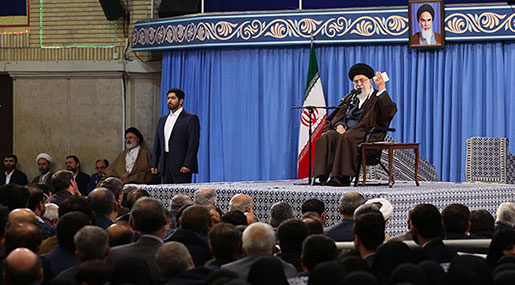 Imam Khamenei: Enemy Spy Agencies Failed To Confront Iran