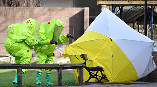 Skripal Case: Russia's OPCW Envoy Exposes 'Eight UK Lies'