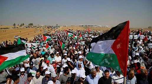 Friday of Detainees & Martyrs: Palestinians Hold New Mass Protest, 'Israel' Warns