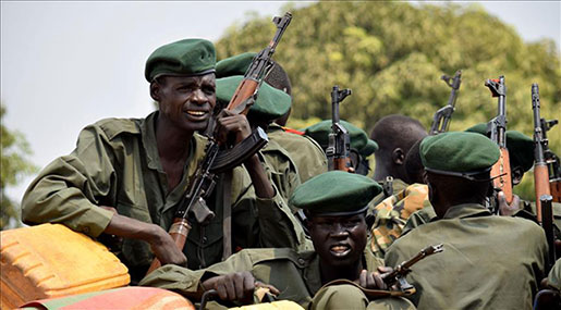 South Sudan: Fresh Fighting Erupts Between Rival Forces