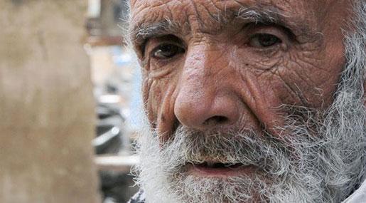 A Farmer from Douma: 'I miss my farm. Trees are like kids.'