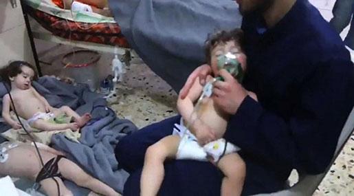Story Told: German Reporter Cites Locals Narrating How Douma Incident Was a False Flag Attack