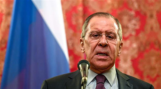 Lavrov: Missile Attacks on Syria to Hinder OPCW Probe