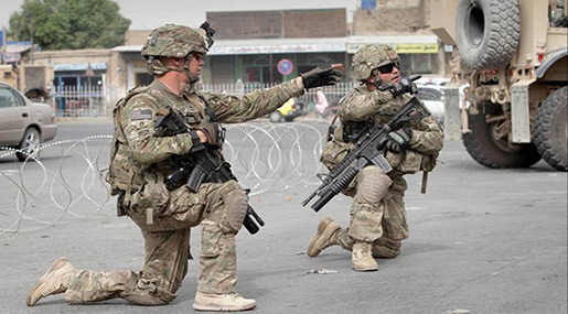 Taliban «To Focus On Killing, Capturing» US Forces
