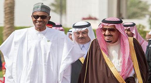 Exposed: Buhari's Brutal Crackdown on IMN Is a Proxy War for Saudi Arabia - Saudi Crown Prince