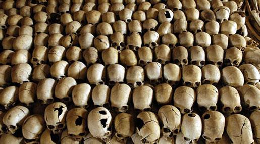 'Genocide-Era' Mass Graves Discovered In Rwanda