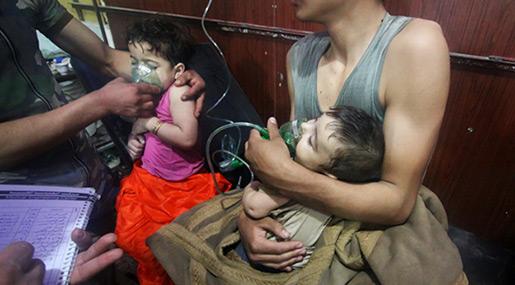 The Douma Hoax