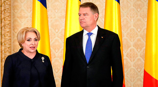 Romanian President Calls on PM to Resign Over «Israel» Visit