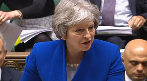 Brexit: May to Draw Board, Find Customs Compromise to Unify Her Cabinet