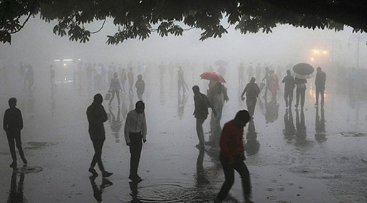 Powerful Dust Storms Hit North India, at Least 77 Killed