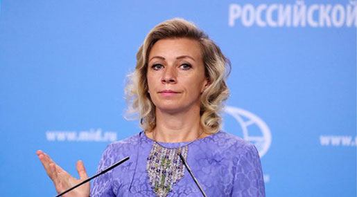 Zakharova: Any Changes to Iran Nuclear Deal Unacceptable