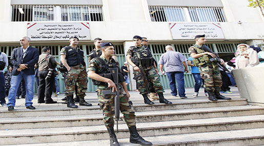 Lebanese Elections 2018: Tight Security Ahead of Sunday Voting
