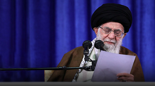 Imam Khamenei: Without Definite Guarantee of 3 EU Countries, We Won't Stick With JCPOA